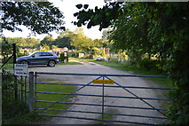 SP4409 : Allotments near Siemens by N Chadwick