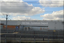 TQ2181 : Old Oak Common Depot by N Chadwick