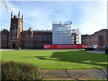 J3372 : Queen's University, University Road, Belfast by Kenneth  Allen