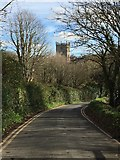 SM7525 : St.David's Cathedral by Alan Hughes