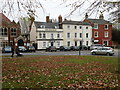 TL6463 : The Five Bells, Newmarket by Keith Edkins