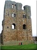 TA0489 : Scarborough Castle [4] by Michael Dibb