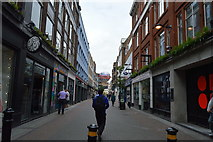 TQ2980 : Carnaby Street by N Chadwick
