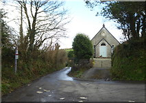 SX0061 : Former chapel near Tremodrett by Rod Allday