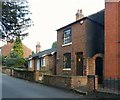 SK3334 : 17 and 19 Shepherd Street, Littleover by Alan Murray-Rust
