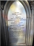 TA0339 : Beverley Minster: memorial (28) by Basher Eyre