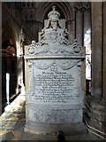 TA0339 : Beverley Minster: memorial (36) by Basher Eyre
