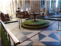 TA0339 : Inside Beverley Minster (12) by Basher Eyre