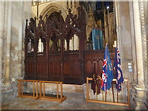TA0339 : Inside Beverley Minster (15) by Basher Eyre