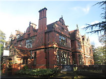 SJ4170 : Oakfield House at Chester Zoo by John Slater