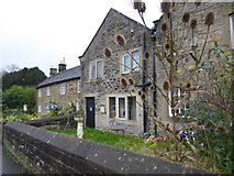 SK2176 : The cottage of the Hawksworth family, Eyam by Marathon