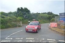 SX5349 : Brownhill Lane by N Chadwick
