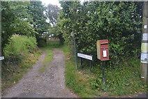 SX5249 : Brownhill Lane by N Chadwick