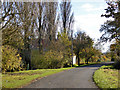 TL1158 : Honeydon Road, Colmworth by Robin Webster