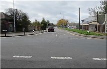 ST3186 : Junction of Docks Way and Mendalgief Road, Newport by Jaggery