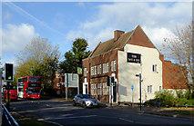 SO9596 : Oxford Street in Bilston, Wolverhampton by Roger  Kidd