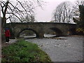 SE3170 : B6265 crosses the River Skell by Tim Glover
