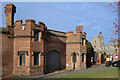 TQ0679 : 16th Century Gatehouse, West Drayton by Des Blenkinsopp