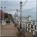 ST1871 : The Esplanade, Penarth by Robin Drayton