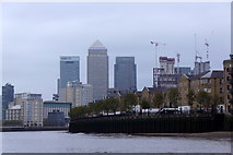 TQ3680 : Lavender Wharf, Rotherhithe by Mike Pennington