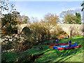 SD6178 : Kirkby Lonsdale, Devil's Bridge by David Dixon
