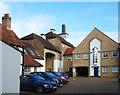 TQ0579 : The Britannia Brewery, West Drayton by Des Blenkinsopp