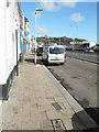 TR3141 : Recently installed lamppost, Snargate Street by John Baker
