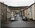 SS9498 : Prince's Street, Treherbert by Jaggery