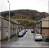 SS9497 : Eleanor Street, Treherbert by Jaggery