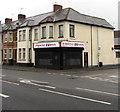 ST3089 : The Phone Box shop on a Crindau corner, Newport by Jaggery