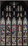 TL7006 : Chelmsford Cathedral - Stained glass window by John Salmon