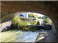 SK5937 : Under the Gamston Bridge No 4a by Mat Fascione