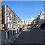 TL4259 : Eddington: up Burkitt Lane by John Sutton