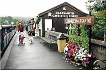 NY1700 : Dalegarth Station in 1999 by Rose and Trev Clough
