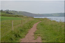 SX5048 : South West Coast path by N Chadwick