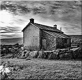 SX6069 : Nun's Cross Farm by Isaac Ogden