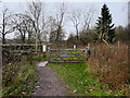 SD7356 : Path round Stocks Reservoir by David Dixon