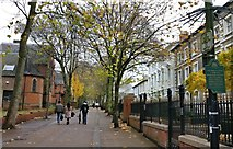 SK5803 : New Walk in Leicester by Mat Fascione