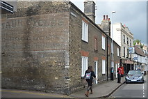 TL4558 : Jakenett's Almshouse by N Chadwick