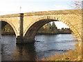 NO0242 : The River Tay at Dunkeld by M J Richardson