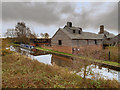 SJ6775 : Trent and Mersey Canal, Lion Salt Works by David Dixon