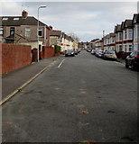 ST3186 : Alice Street, Newport by Jaggery