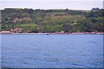 SX4451 : Coastline near Sandway Point by N Chadwick