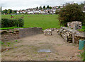 SJ9422 : Riverway Link excavations north of Baswich, Stafford by Roger  Kidd