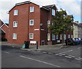 ST1775 : Saltmead Court, Grangetown, Cardiff by Jaggery