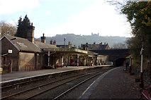 SK2960 : Matlock station by Robert Eva