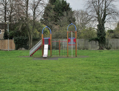 TL4756 : An empty park in November by John Sutton