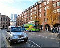 SJ8398 : Sightseeing Manchester by Gerald England