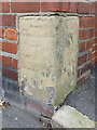 SE6050 : War Department Boundary Stone #4 - Corner Fulford Road/Ordnance Lane by John S Turner