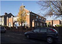 TQ4085 : St Saviour, MacDonald Road, Forest Gate by John Salmon